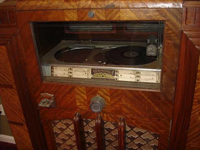 Seeburg Symphonola F Jukebox Musikbox