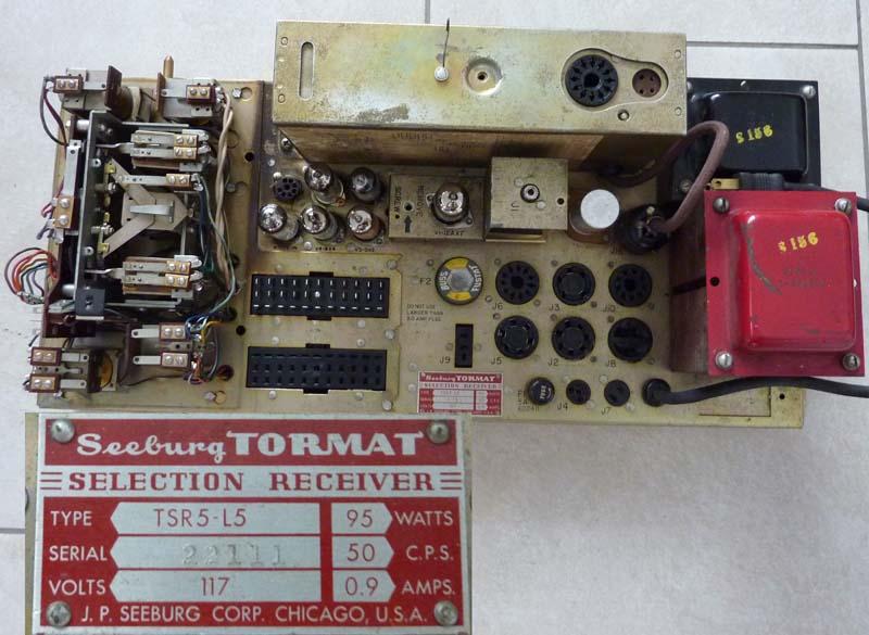 Seeburg TSR-5