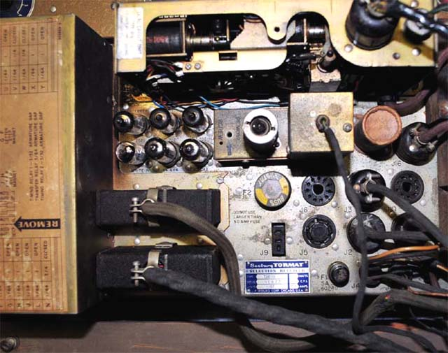 Seeburg V 200