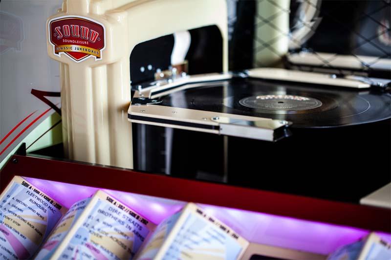 Sound Leisure Audio Long Player LP Jukebox