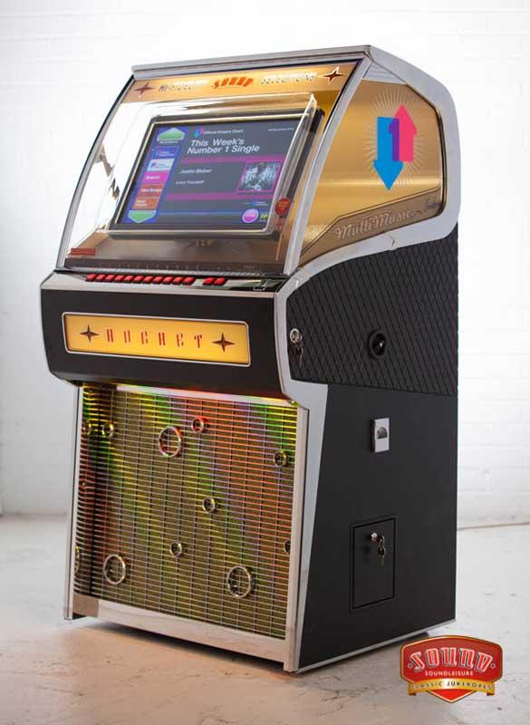 Sound Leisure Jukebox Musikbox