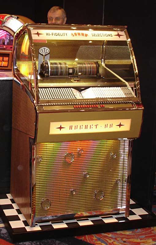 Sound Leisure Rocket 88 Jukebox