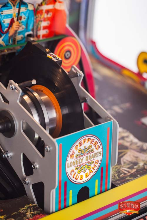Sound Leisure Sgt Peppers Jukebox