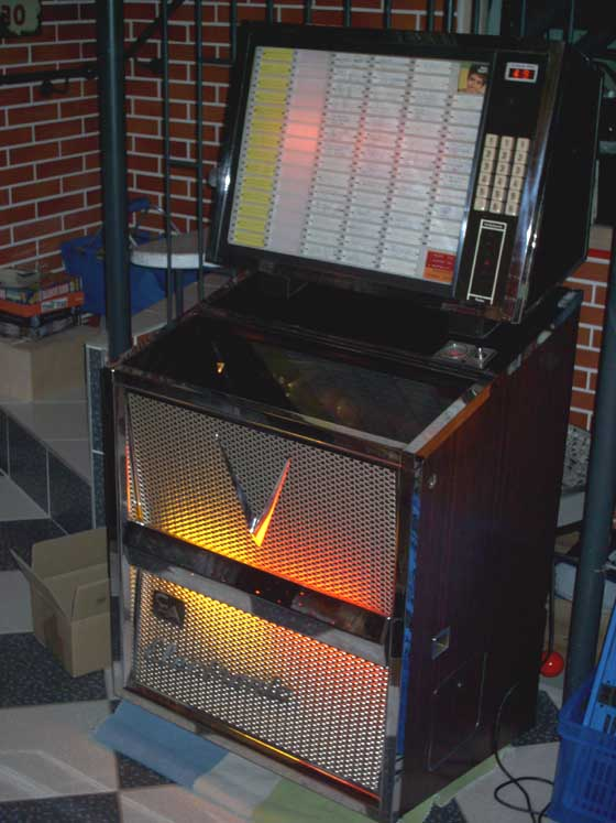 Canteen Electronic 160 Stereo