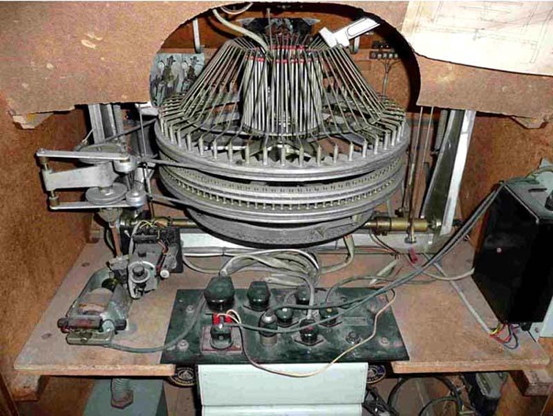 Tonomat Telematic 100