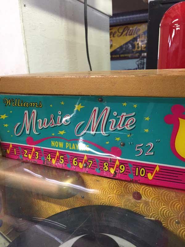 Williams Music Mite