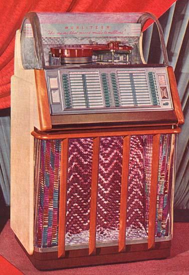 Wurlitzer 1600