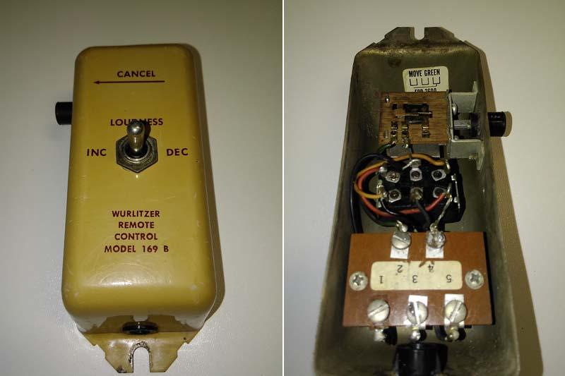 Wurlitzer Kit 169B