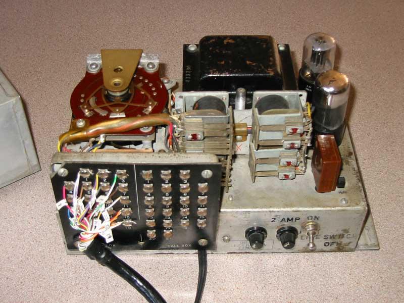 Wurlitzer 2140 - Frogbox
