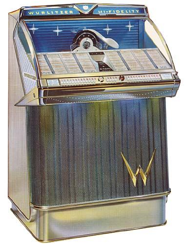 Wurlitzer 2300 Jukebox
