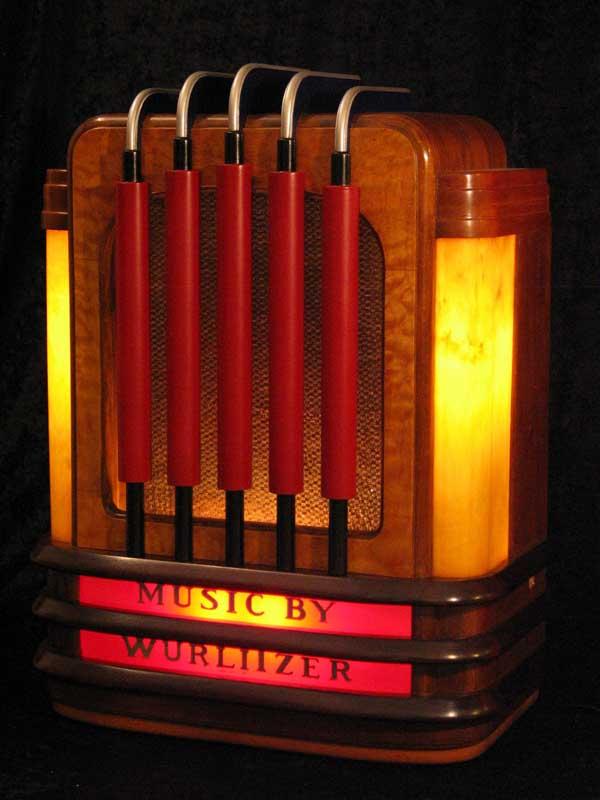 Wurlitzer 250A