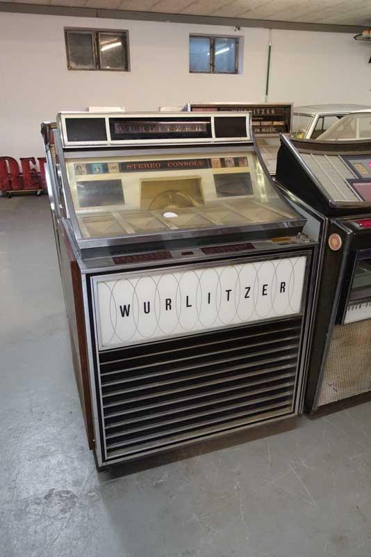 Wurlitzer 3010
