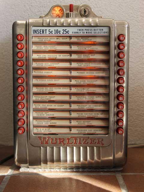 Wurlitzer 3020