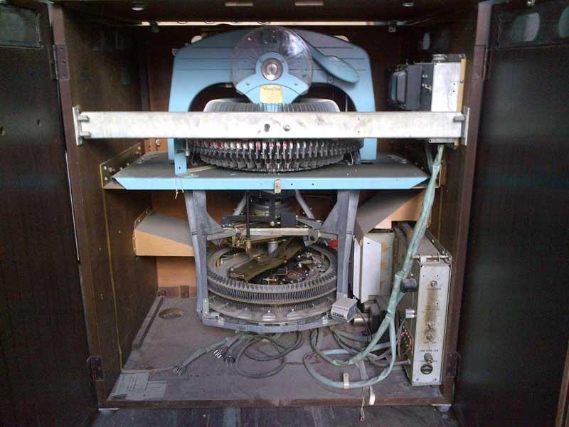 Wurlitzer 3117 Jukebox Musikbox Hideaway Wurlitzer
