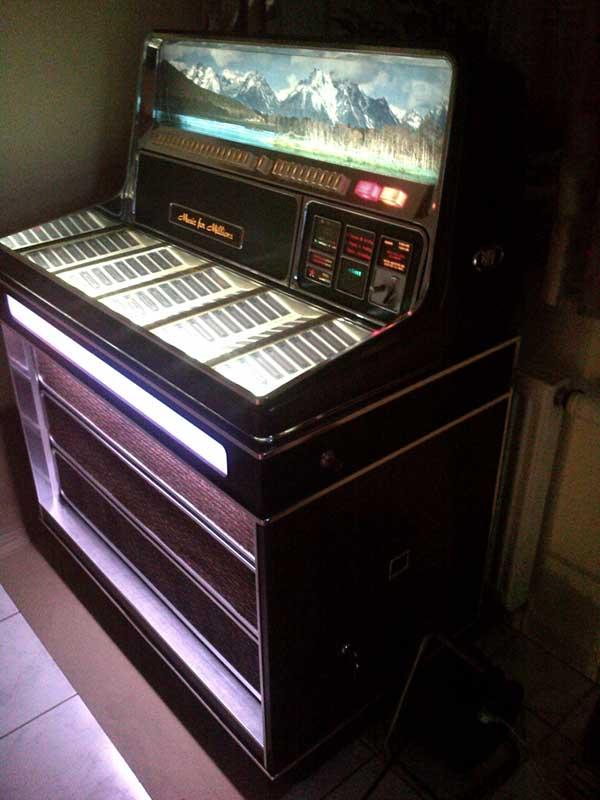 Wurlitzer 3400
