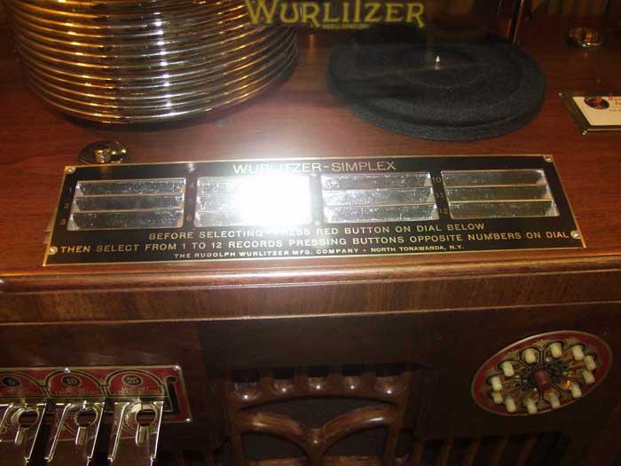 Wurlitzer 400
