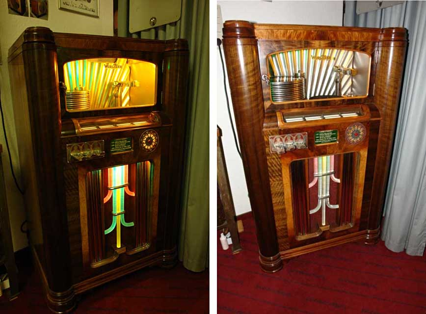 Wurlitzer 412 with Lightup W24