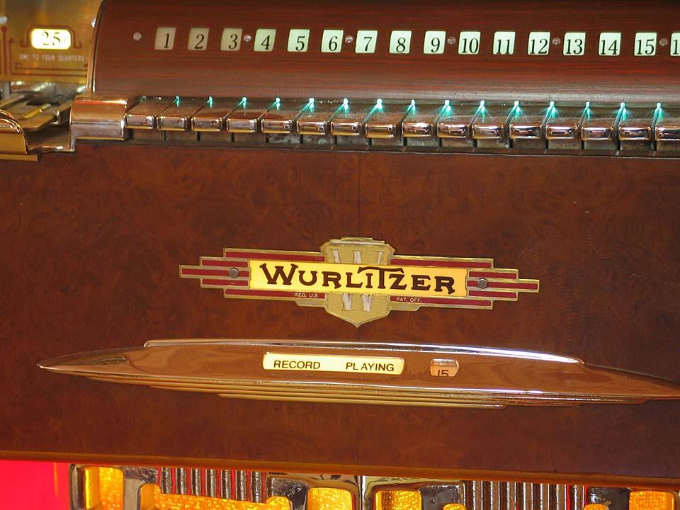 Wurlitzer 500