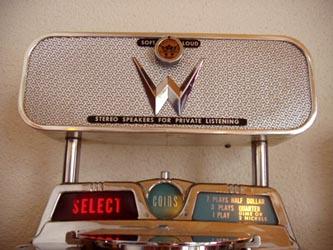 Wurlitzer Speaker 5121