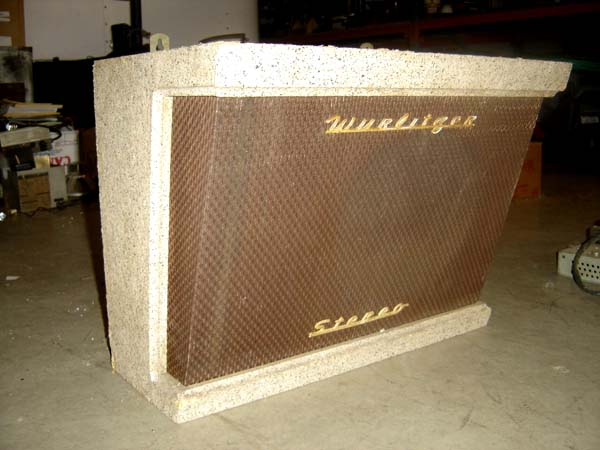Wurlitzer Speaker 5123 Jukebox Musikbox