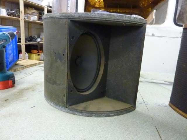 Wurlitzer Speaker 5125B Jukebox Musikbox