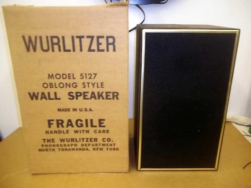 Wurlitzer Speaker 5127 Jukebox Musikbox