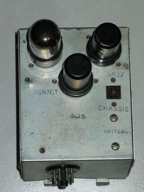 Wurlitzer 1400 AMplifier 514