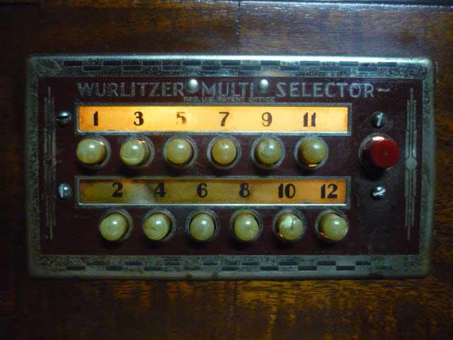 Wurlitzer 51 Counter