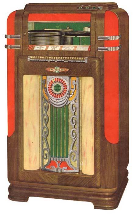 Wurlitzer 600