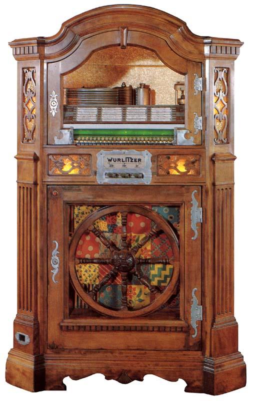 Wurlitzer 780 Jukebox