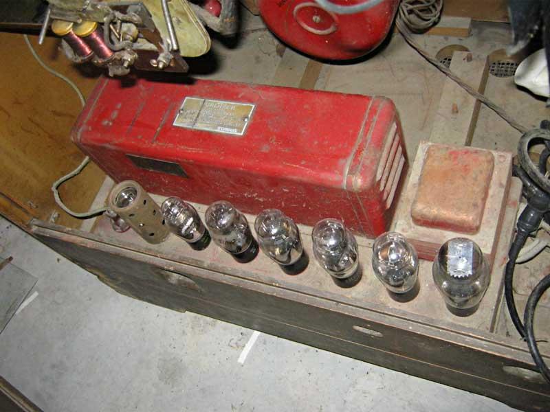 Wurlitzer amplifier 771