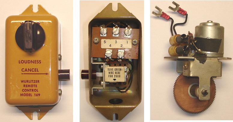Wurlitzer Kit 169