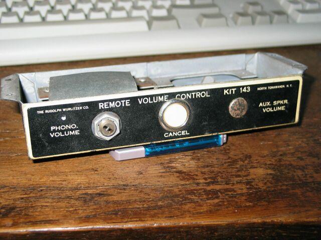 Wurlitzer Kit 143