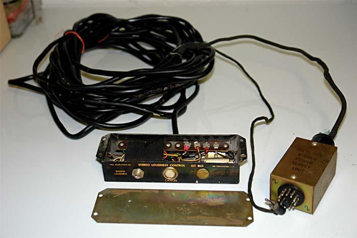 Wurlitzer Kit 160