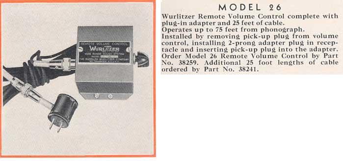 Wurlitzer Kit 28