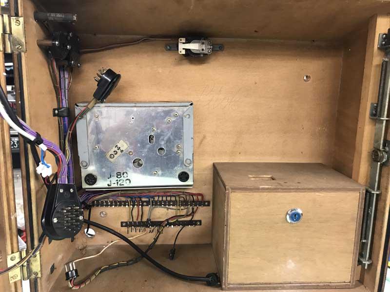 Fernwähler wallbox Jensen AMI 80