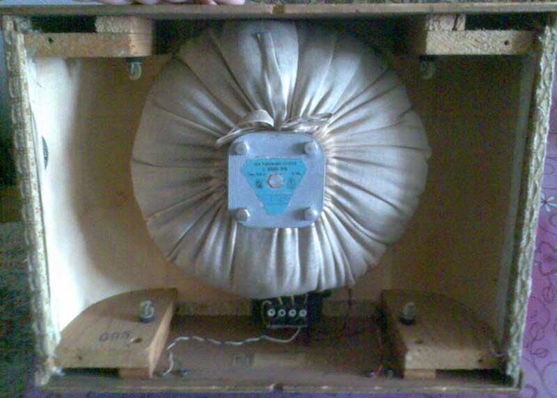 RFT VEB L2855W lautsprecher