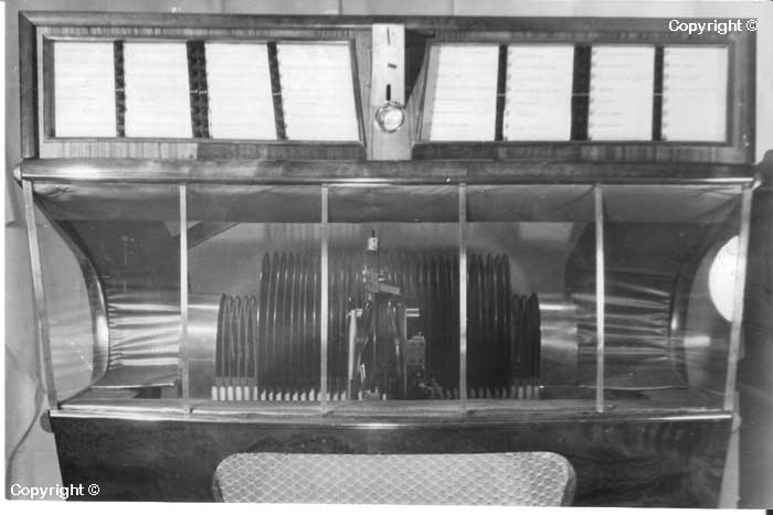Julius Görner Polyhymat 78 U/Min Musikbox