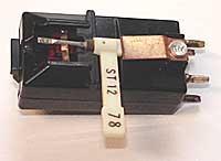 BSR SX6M Tonabnehmer Tonsystem Cartridge