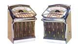 Wurlitzer 2500, 2504, 2510