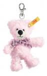 Schlüsselanhänger Teddybär Rosa