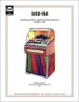 Service Manual Rock-Ola 1455-D
