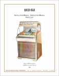 Service Manual Rock-Ola 1458