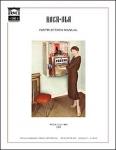 Service Manual Rock-Ola 1464