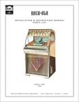 Service Manual Rock-Ola 1465