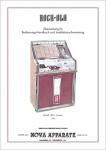 Bedienungs-Handbuch Rock-Ola 1493, German