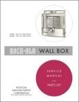 Service Manual wallboxes 1558, 1564