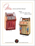 Service Manual Wurlitzer 1600 series