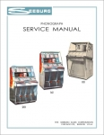 Service Manual 101, 161, 201