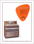 Service Manual Wurlitzer 3100